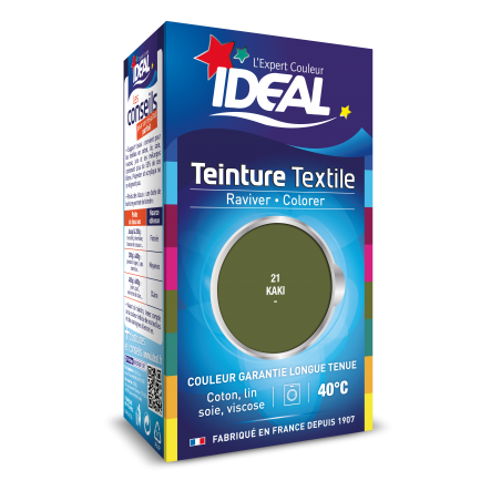 Teinture IDEAL Liquide Mini Kaki