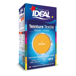 Teinture IDEAL Liquide Mini Moutarde