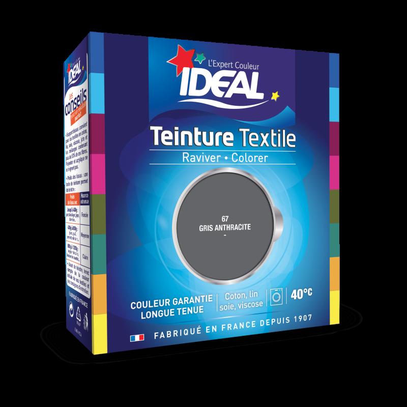 Teinture IDEAL Liquide Maxi Gris Anthracite