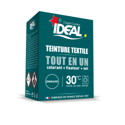 Teinture IDEAL Tout en Un Mini Emeraude