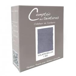 Mélange Tourterelle - Teinture Textile pour Lin, soie, coton et viscose