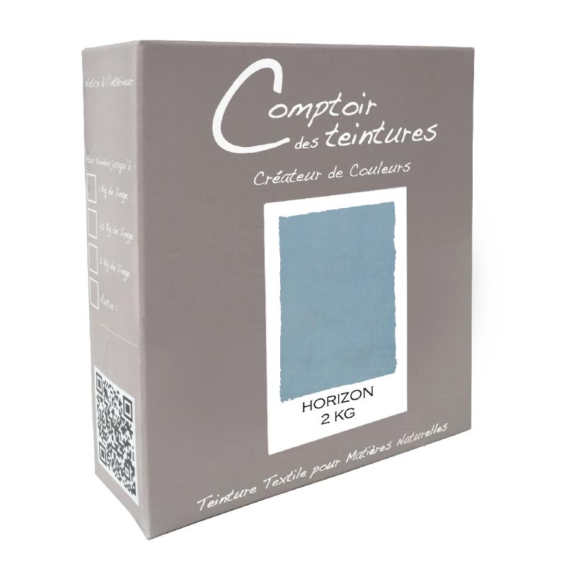 Mélange Horizon - Teinture Textile pour Lin, coton, soie et viscose