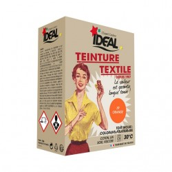 Teinture Vintage IDEAL Tout en Un Maxi Orange