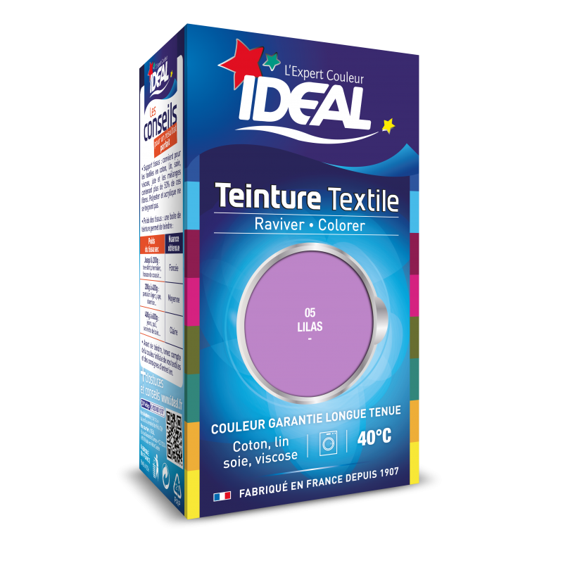 Teinture IDEAL Liquide Mini Fuchsia