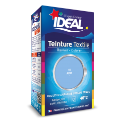 Teinture IDEAL Liquide Mini Azur