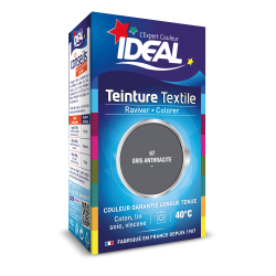 Teinture IDEAL Liquide Mini Gris Anthracite