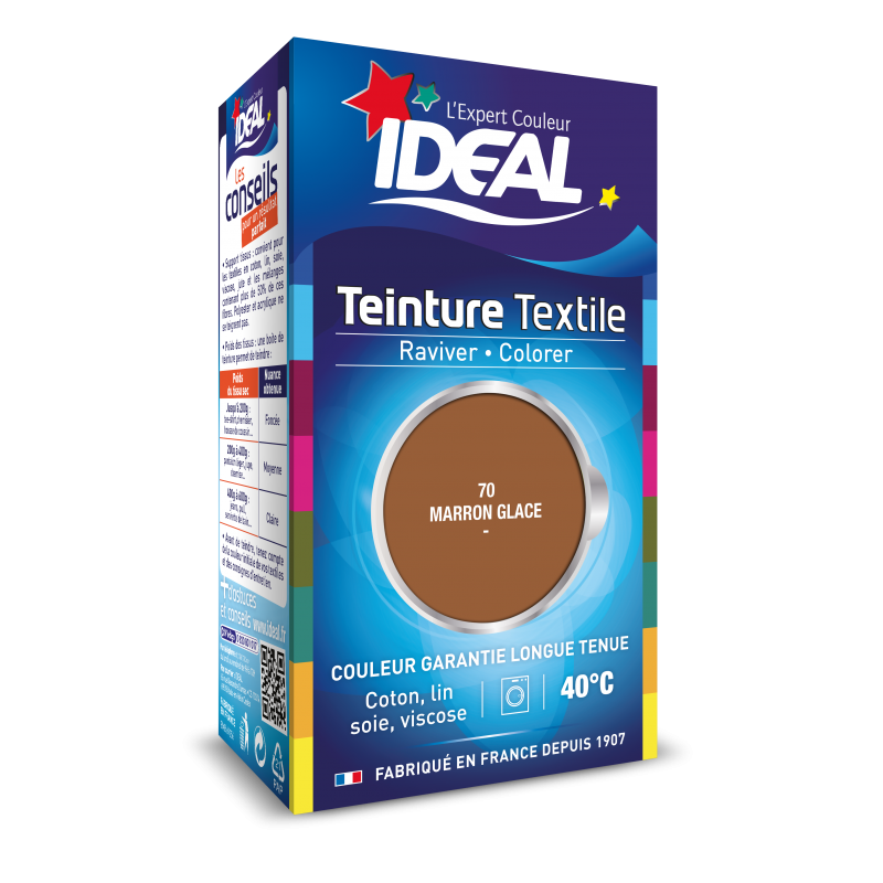 Teinture IDEAL Liquide Mini Marron Glacé
