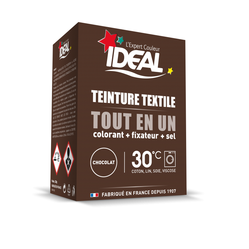 Teinture IDEAL Tout en Un Mini Chocolat