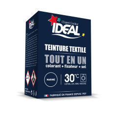 Teinture IDEAL Tout en Un Mini Marine
