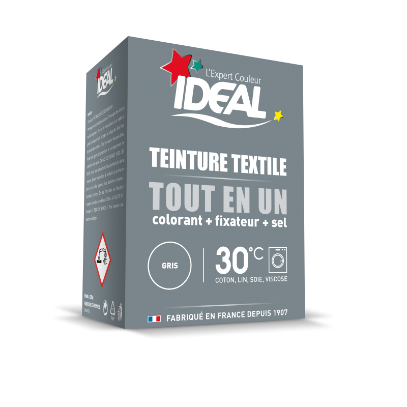Teinture IDEAL Tout en Un Mini Gris