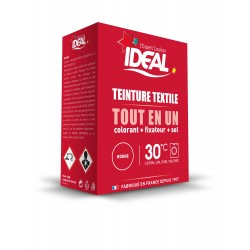 Teinture IDEAL Tout en Un Maxi Rouge