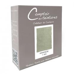 Mélange Amande - Teinture Textile pour Lin, Soie, Coton et Viscose