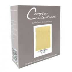 Mélange Poussin - Teinture Textile pour Lin, Soie, Coton et Viscose