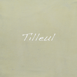 Mélange Tilleul : Teinture Textile pour Lin, Soie, coton et viscose