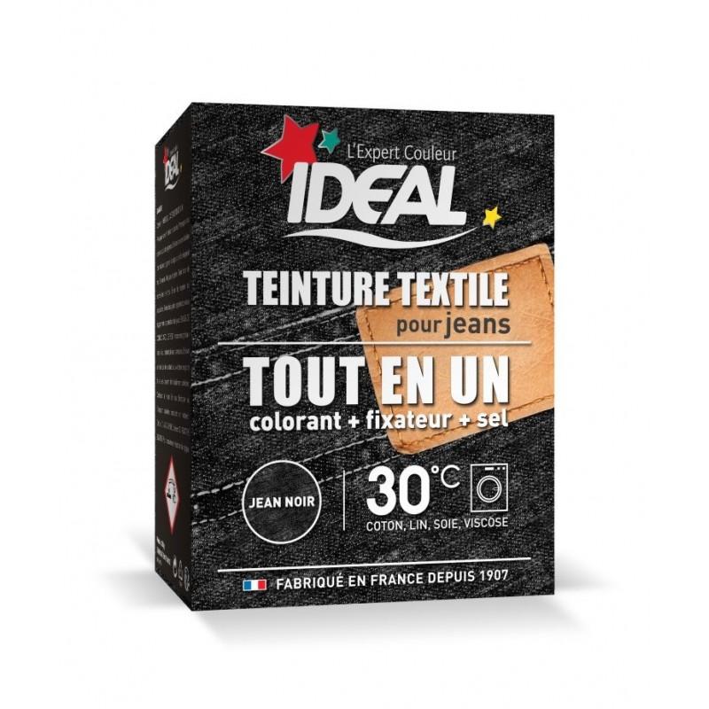 Teinture IDEAL Tout en Un Maxi  Jean Noir