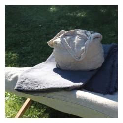 Shopping bag naturel en Lin brut