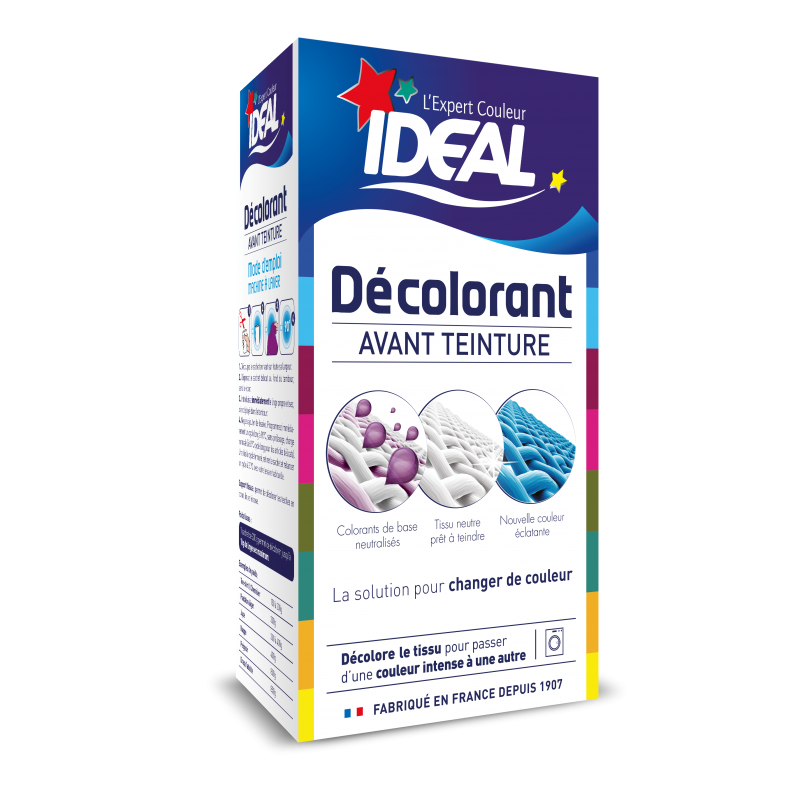 Soin Décolorant Tissus Ideal