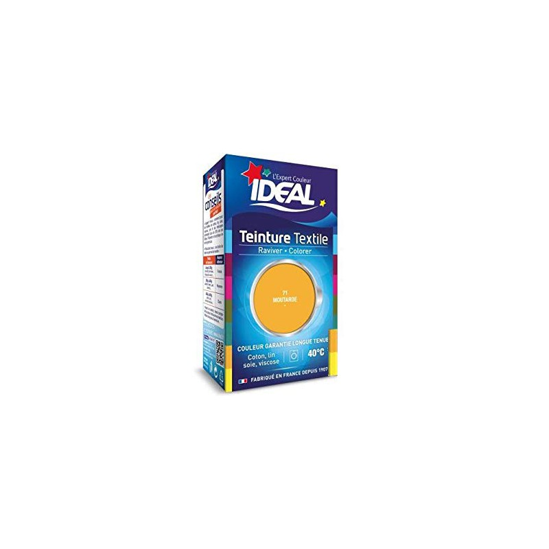 ideal liquide mini Moutarde