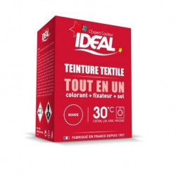 Teinture IDEAL Tout en Un Mini Rouge