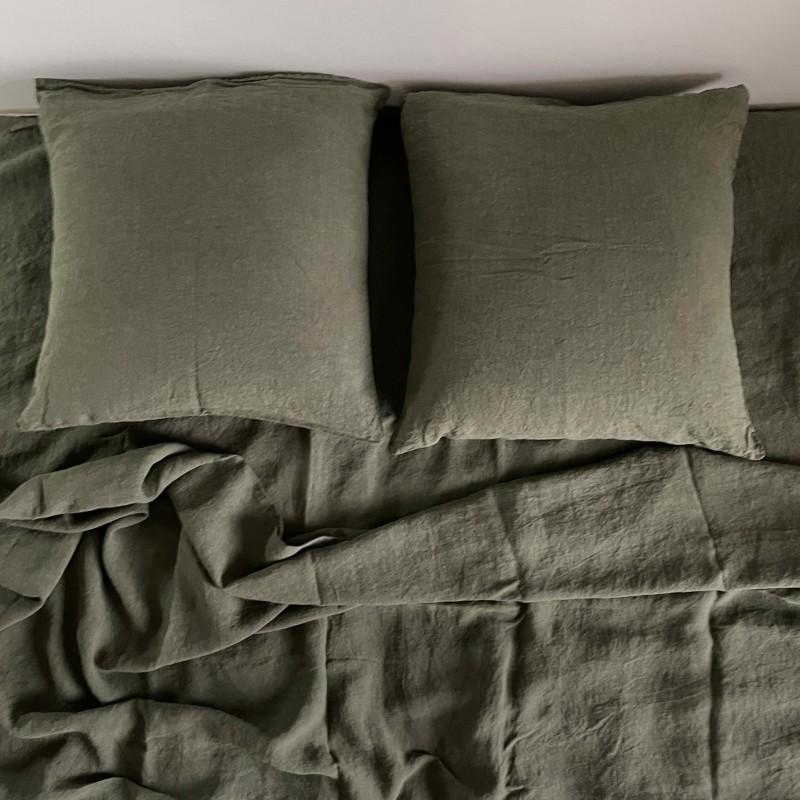 Linge de lit en lin lavé - Impérial