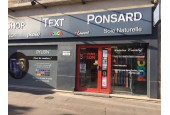 SHOP TEXT PONSARD