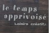 LE TEMPS APPRIVOISE